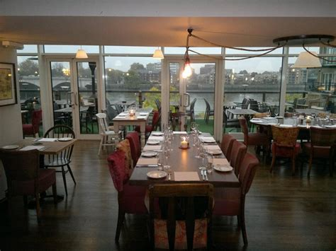 The Boat House Putney by The Boathouse Putney Tides