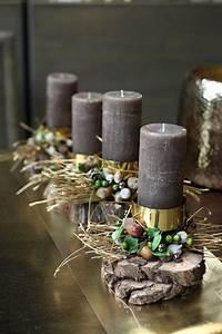 Adventskränze Deko Ideen : die besten 25 weihnachtlich dekorieren mit ~ Haus.voiturepedia.club Haus und Dekorationen