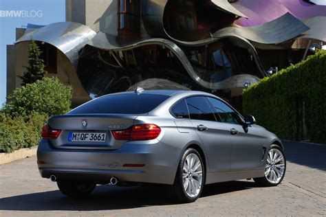 bmw m3 4 door thule silver aeroblade edge roof rack 12 bmw 4 series gran coupe individual frozen silver Luxury