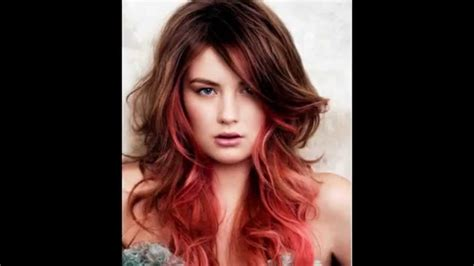 Cool Hair Color Ideas For Brunettes Youtube