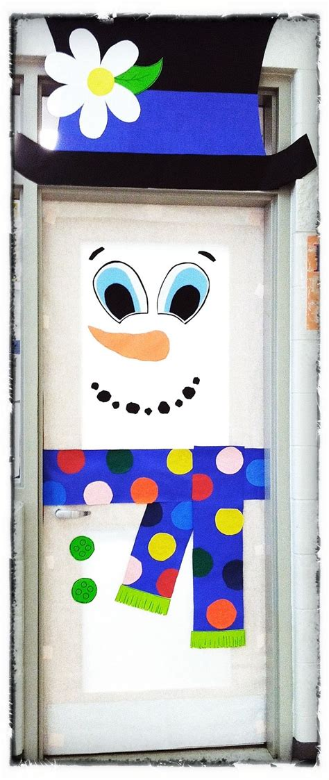 100 easy christmas classroom door decorating ideas
