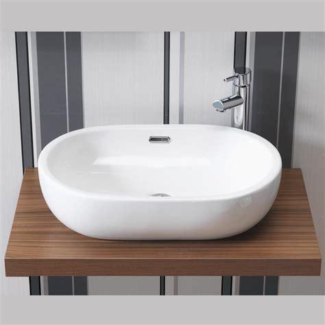 QX Harmony 595 x 375mm Round Vanity Basin - QX from ...
