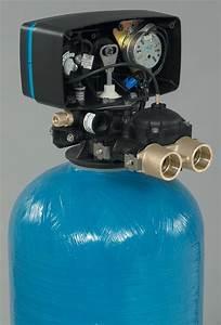 Fleck 5600 Meter Control Water Softener