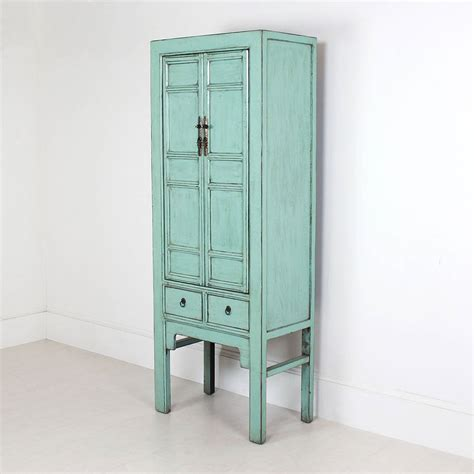 tall cabinet with drawers tall distressed cabinet with drawer by out there interiors