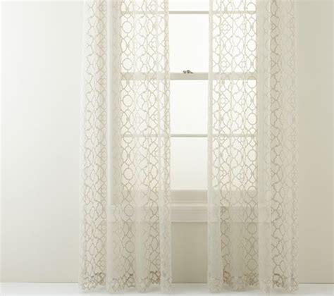 Jcpenney Orange Sheer Curtains by Royal Velvet 174 Toretta Grommet Top Curtain Panel Jcpenney