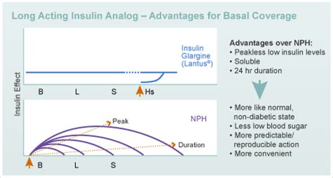 insulin analogs diabetes education