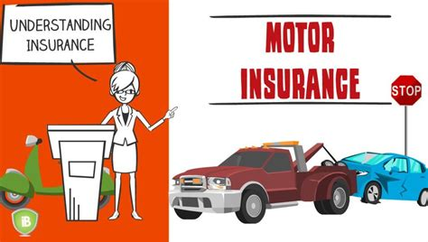 Motor Vehicle Insurance - understanding insurance motor insurance types and