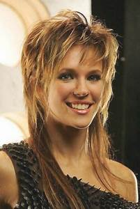 Dégradé Mi Long : coupe de cheveux mi long avec frange coupe de cheveux ~ Melissatoandfro.com Idées de Décoration