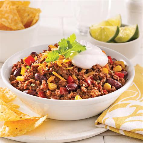 cuisine veau chili au boeuf et veau recettes cuisine et nutrition