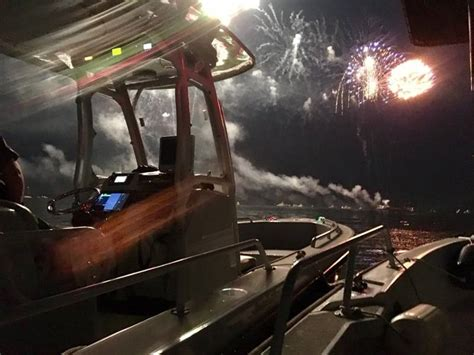 Boat Crash Edgewater by 4 Injured In Boat Crash At Fireworks Show