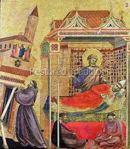 St. Francis of Assisi in the Dream of Pope Innocent III ...