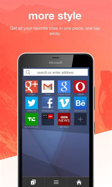opera mini for windows phone updated to version 9 0 9221 on msft