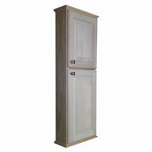 48-inch 7 25-inch deep Ashley Series On the Wall Cabinet