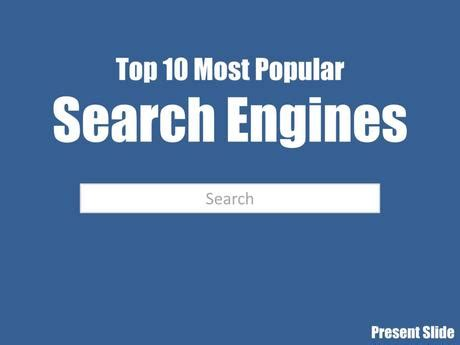 World Best Search Engine Top 10 Most Popular Search Engines In The World Paperblog