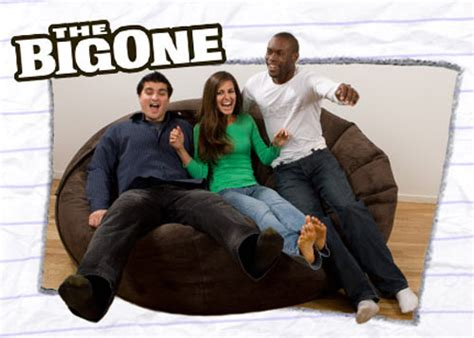 Lovesac The Big One For Sale by Lovesac The Bigone 8 Foot Ultimate Bean Bag Chair The