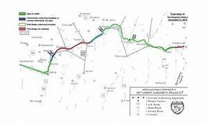 Wvdoh Map Of Corridor H