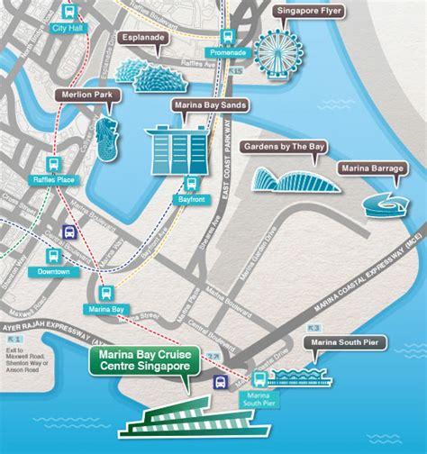 singapore cruise port guide cruiseportwikicom