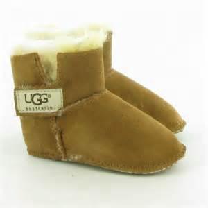 ugg boots sale baby ugg australia baby erin sheepskin boots in chestnut in chestnut