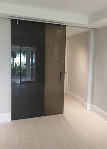 glass barn doors builders glass of bonita inc With clear glass barn door