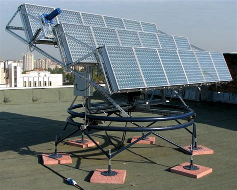 Ориентация солнечных панелей слежение за солнцем угол наклона солнечных батарей