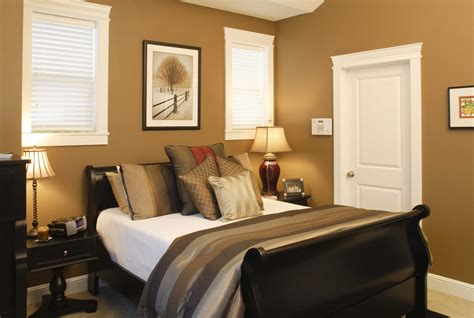Bedroom Paint Ideas With Dark Furniture — The New Way Home
