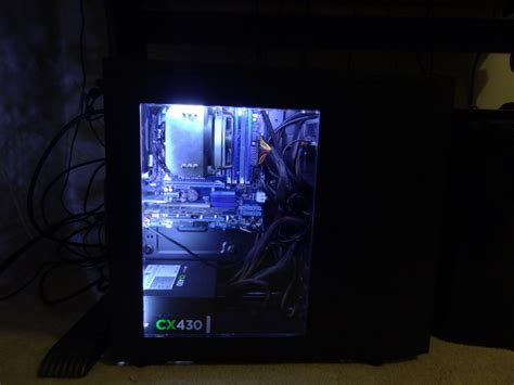 best pc case lighting review of the bitfenix neos pc case alchemy led strips