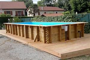 Piscine En Bois Prix : prix piscine en bois mon ~ Zukunftsfamilie.com Idées de Décoration