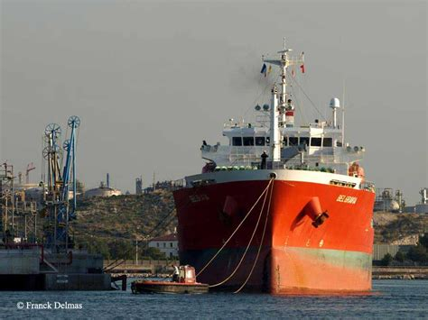 marine marchande port de bouc