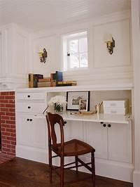 built in desk Built In Desk Design Ideas