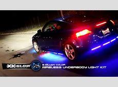 XKGLOW Advanced 3 Million Color 16pcs LED Undercar
