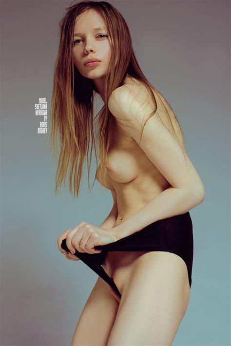 Nackt  Svetlana Lebedeva Svetlana Lebedeva