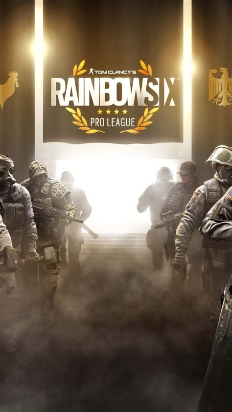 tom clancys rainbow  pro league  wallpapers hd