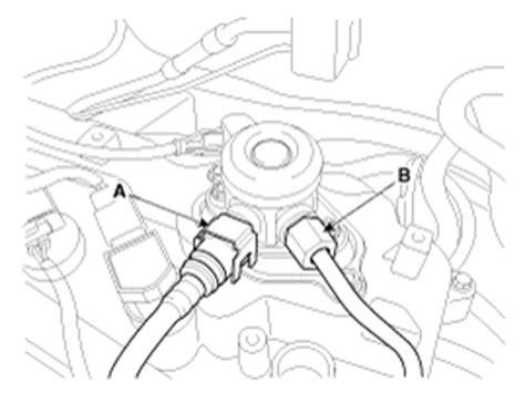 hyundai sonata high pressure fuel pump repair procedures