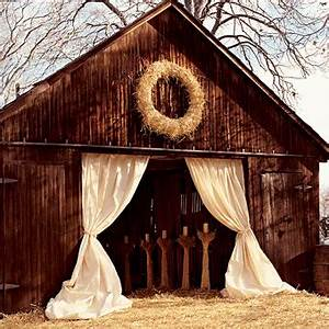 Simply Natural All things Inspirational: Rustic Barn