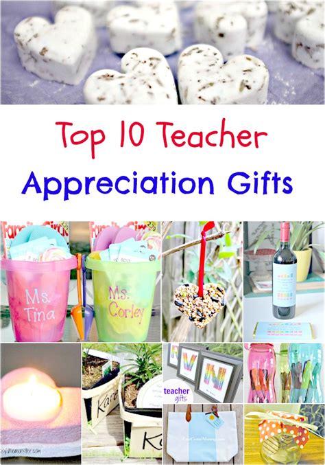 Top Ten Teacher Appreciation Gifts  Nemcsok Farms