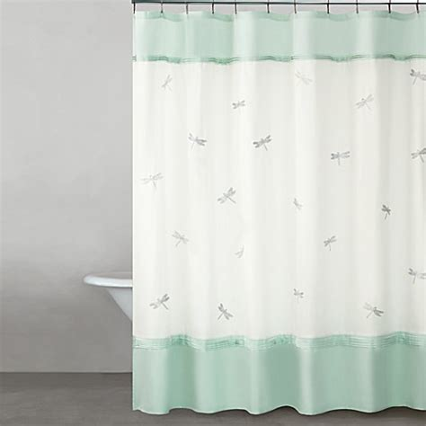 kate spade shower curtain kate spade new york dragonfly drive 72 quot x 72 quot shower