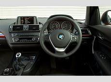 BMW 1series interior Autocar