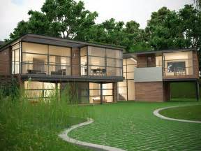modern home floorplans eco house denbigh wales