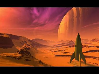 Sci Fi Scifi 50s Retro Covers Background