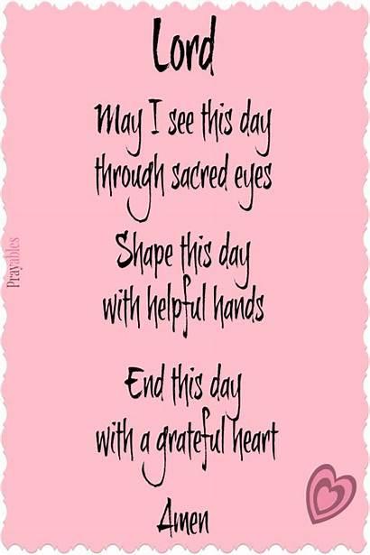 Quotes Prayer Gratitude Prayers Blessings Inspirational Bible