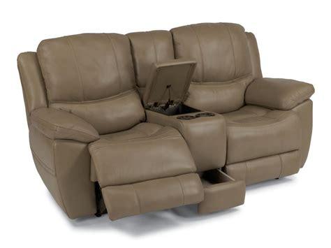 flexsteel power reclining flexsteel living room leather power reclining loveseat