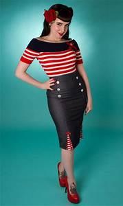 Rockabilly Look? A Brief Fashion History - pinup-fashion.com