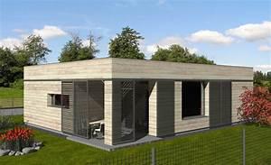 Nízkoenergetické domy s rovnou strechou
