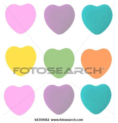 Candy Valentine Printable Matching Shape Activity