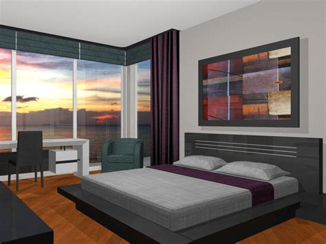 1 Bedroom Condo Design  Joy Studio Design Gallery Best