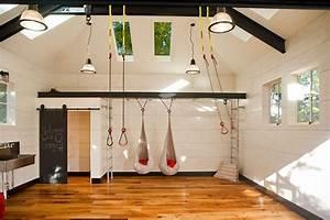 Aménagement D Un Garage En Studio : transformer un garage en pi ce de vie bienchezmoi ~ Premium-room.com Idées de Décoration