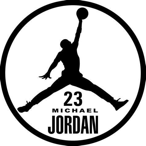 sticker silhouette michael jordan stickers stickers