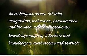 Amazing knowledge wallpaper hd quote