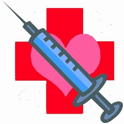 Needle Nurse Clipart Transparent Injection Webstockreview Cliparts