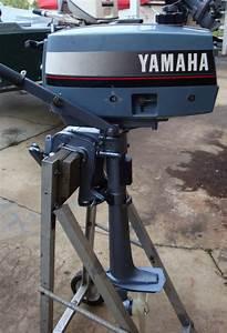 Yamaha Outboard 2hp